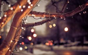 Роговское начали украшать к Новому году