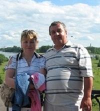 Семью из Вороновского наградили памятным знаком