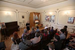 В органном зале Щаповского сыграют немецкую классику