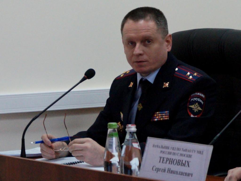 Сотрудники Управления внутренних дел по новым округам расказали о результатах работы