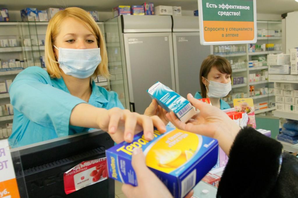 Вероятность заболевания гриппом в ближайшее время может повыситься
