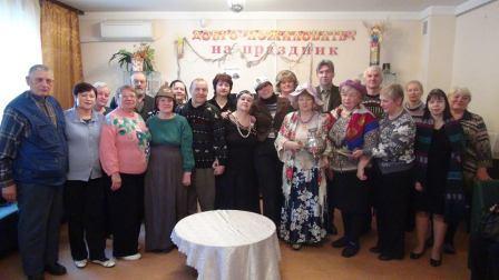 Цикл театрализованных викторин начался в Центре социального обслуживания «Щербинский»