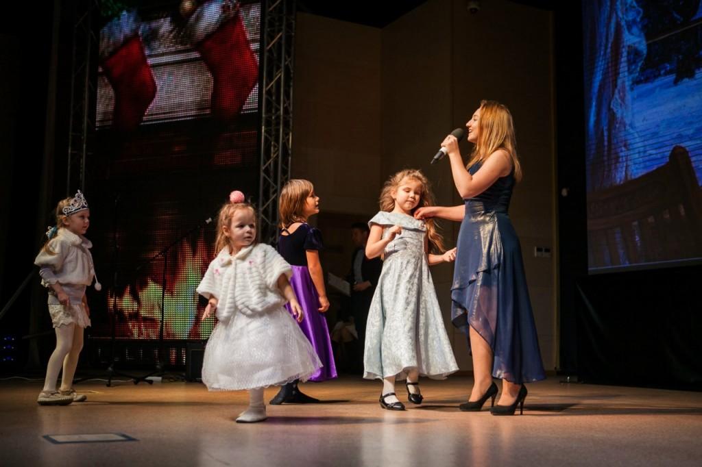 Молодежная палата Щербинки: Новогодняя елка для детей с ограниченными возможностями