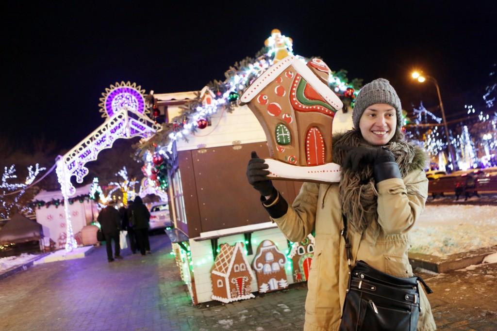 Детям в москве на новогодние праздники