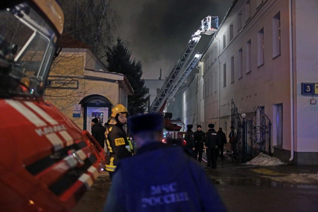 На месте пожара в швейном цехе найдено тело двенадцатой жертвы