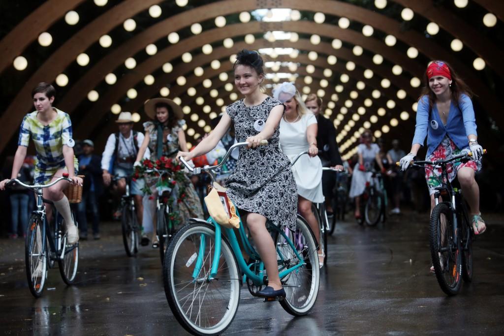 В России могут создать премию за развитие велодвижения
