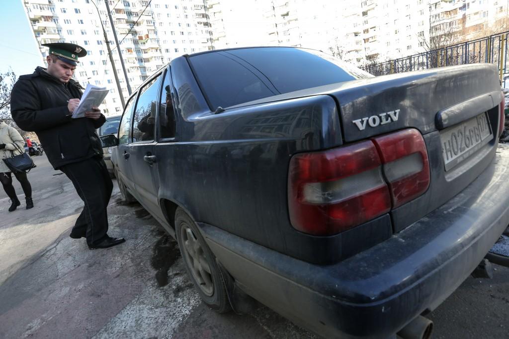 Депутат предложил ввести скидку на своевременную уплату парковочного штрафа