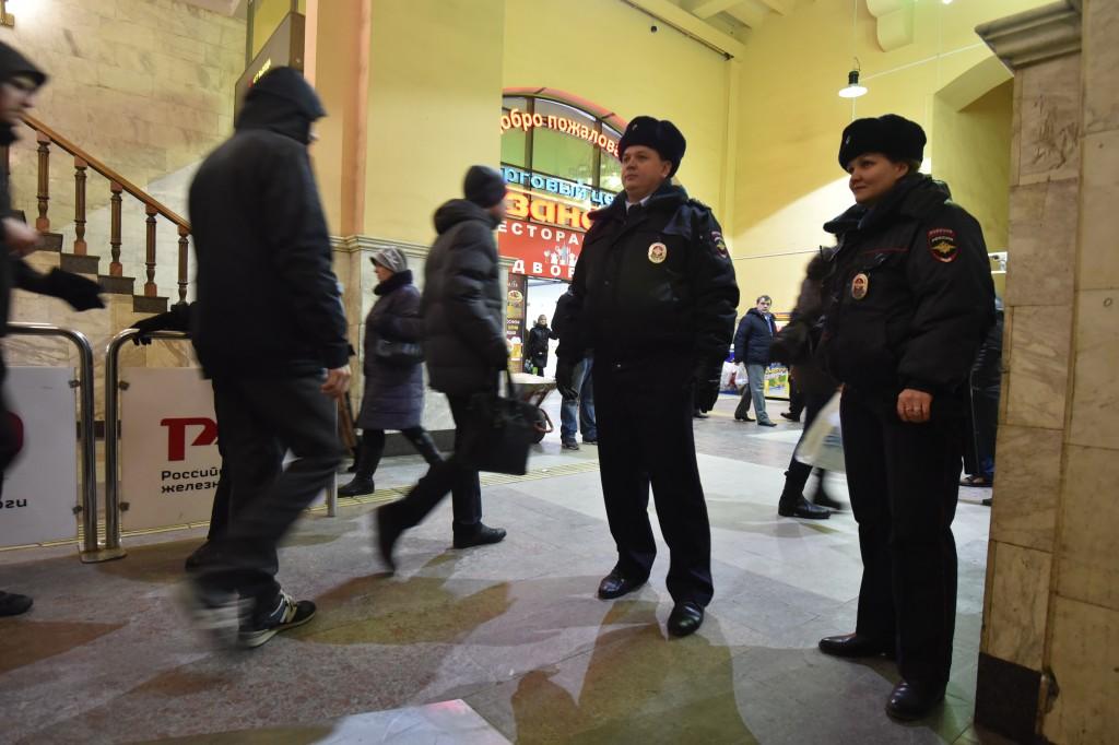 Полиция поймала подозреваемого в ложных звонках о минировании вокзалов