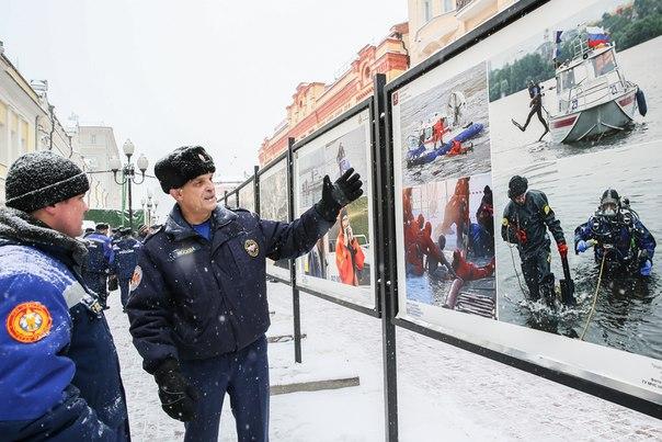 В Москве открылась фото-выставка «Предельная глубина»