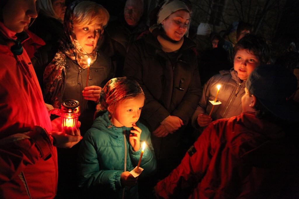 Начались святочные, рождественские гадания