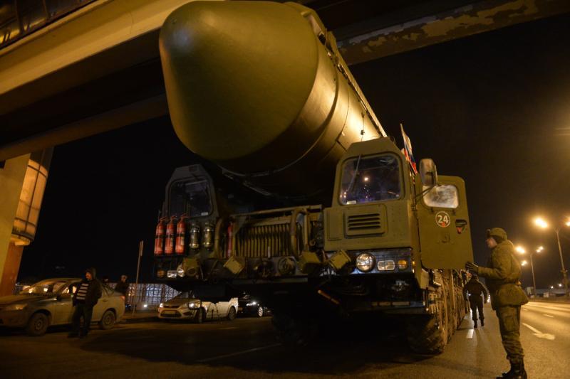 Ракетные войска стратегического назначения продолжат усиленные учения в этом году