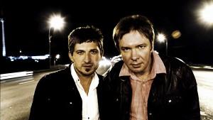 фото: официальный сайт группы Ундервуд, справа Владимир Ткаченко