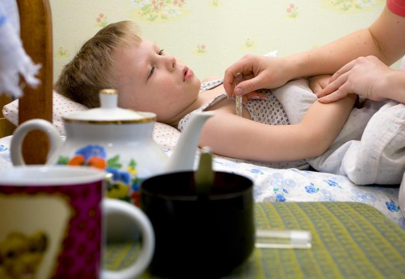 В Москве введен карантин из-за эпидемии гриппа и ОРВИ