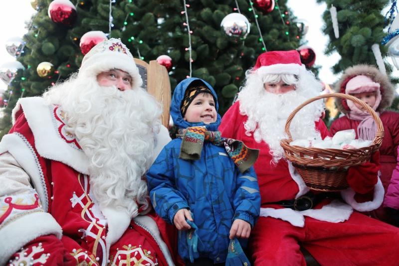 Дед Мороз и его удивительные братья