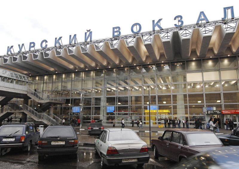 Курский и Павелецкий вокзалы эвакуированы 1 января из-за сообщений о бомбе