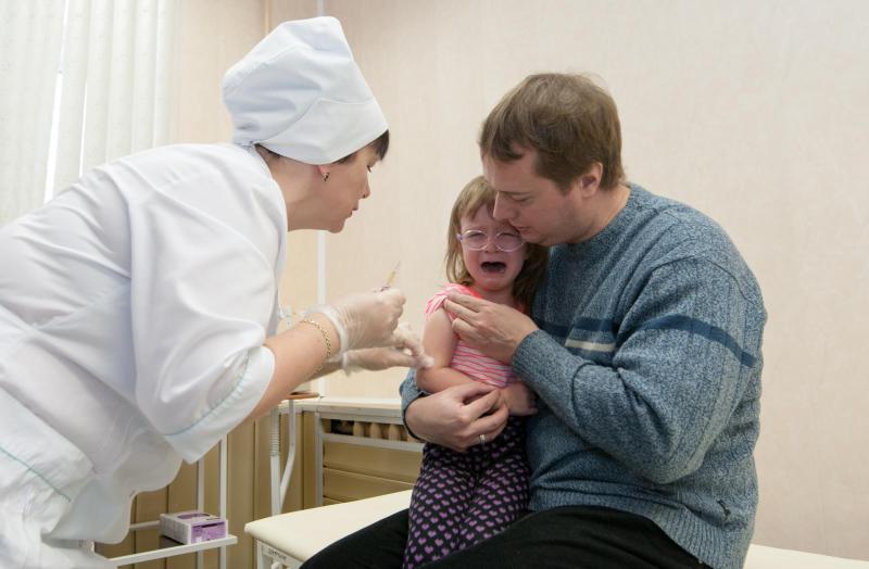 Число заболеваний гриппом в Москве ниже эпидемиологического порога