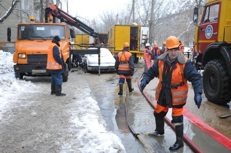 Порядка 3,5 миллиарда рублей направлено для развития инженерных систем