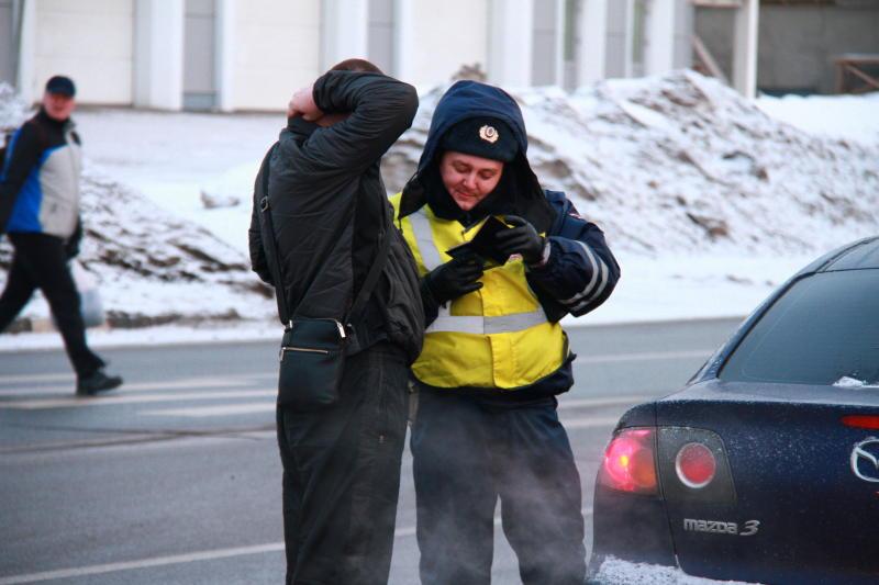Наезд на пешехода остался основным видом происшествия на дорогах