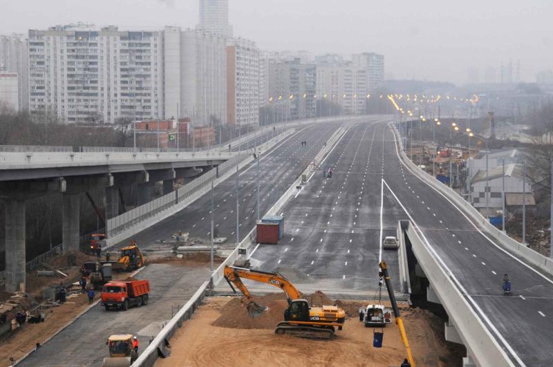 От Кокошкино до границы с Московской областью проложат новую дорогу