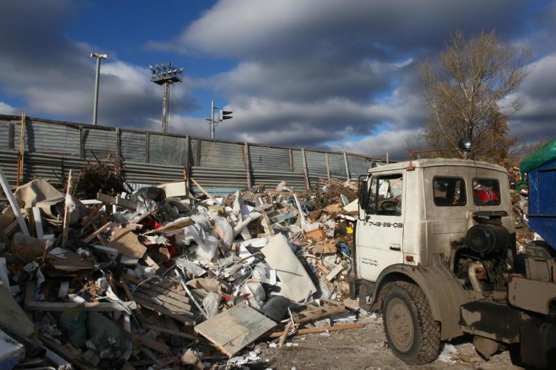 Москвичи сэкономят на вывозе мусора
