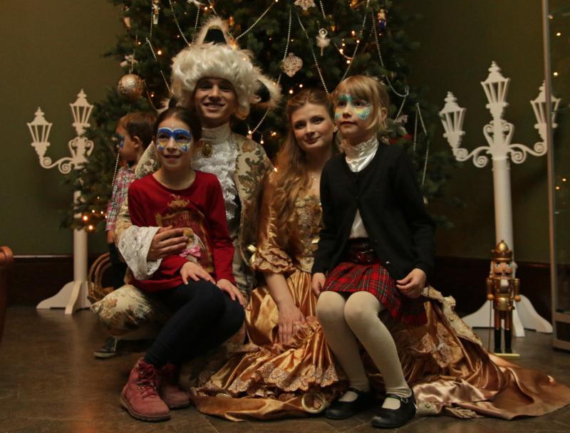 Учащиеся школы № 1391 окунутся в волшебный мир Гофмана
