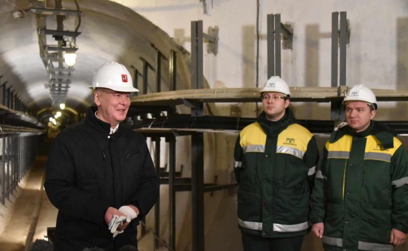 Собянин: Москва повышает надежность и экономичность электроснабжения