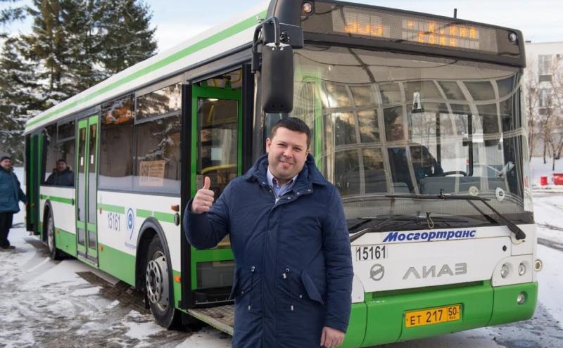 Маршрут автобуса № 1002 будет изменен