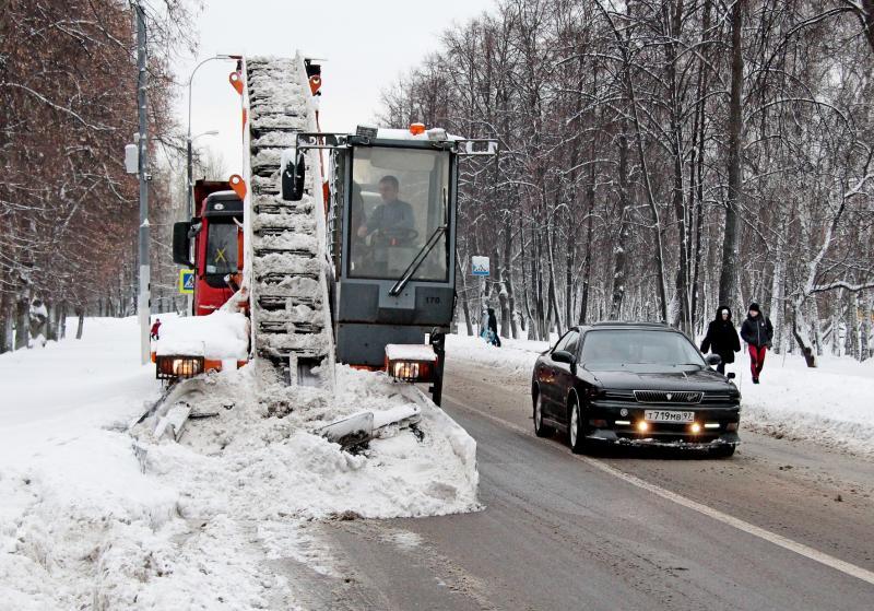 На двух улицах в Новой Мосвке ограничили движение