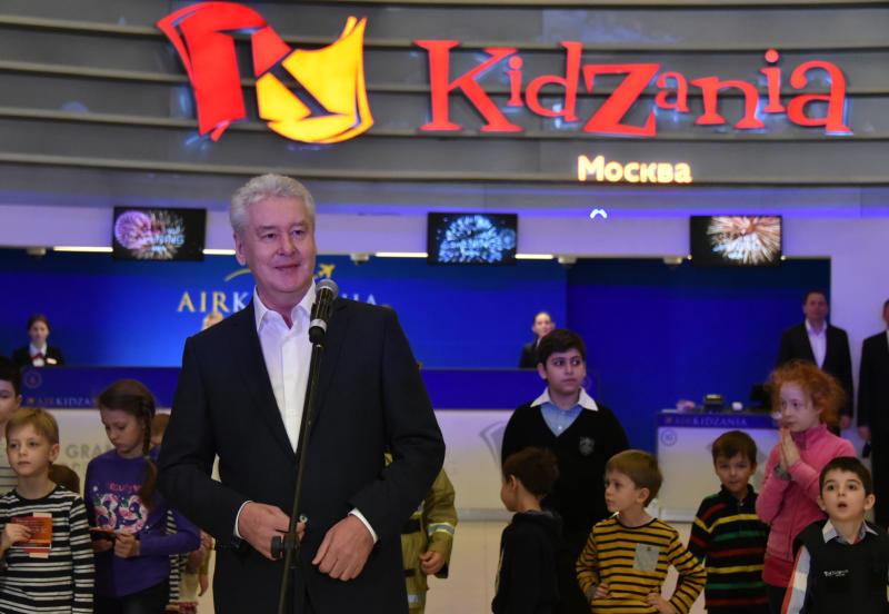 В Москве появился крупнейший в Европе детский мини-город