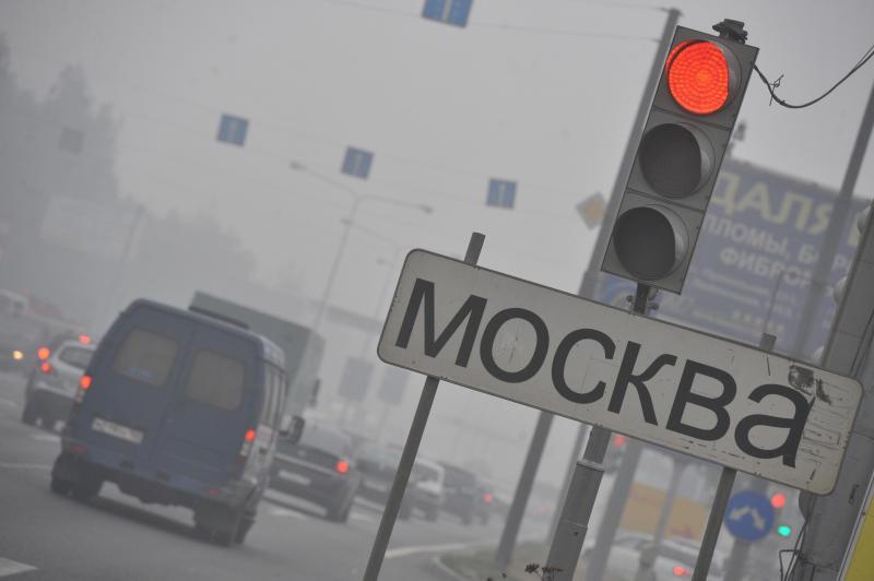 Московские камеры начнут фиксировать проезд на красный