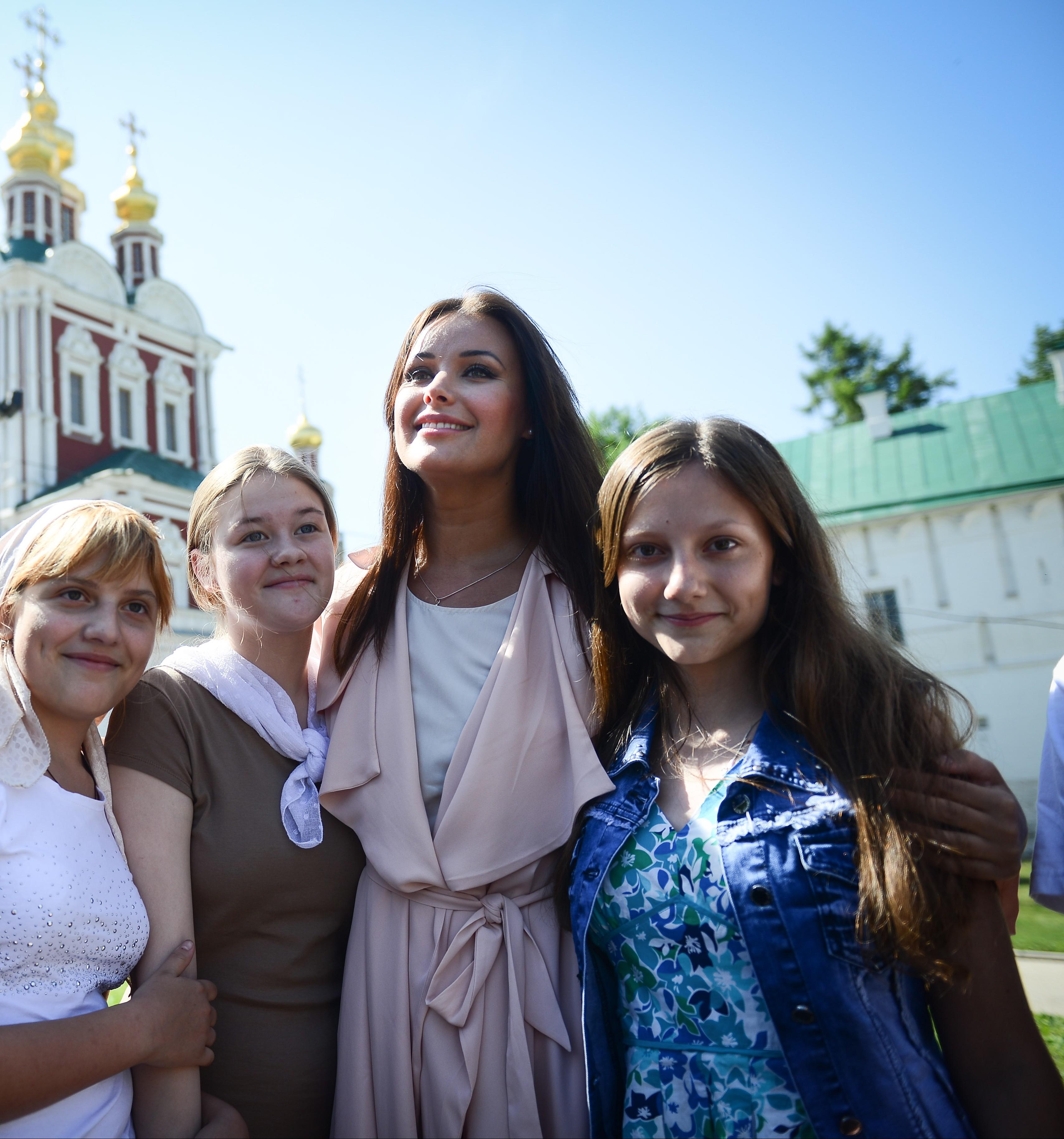 Оксана Федорова: Дед Мороз существует