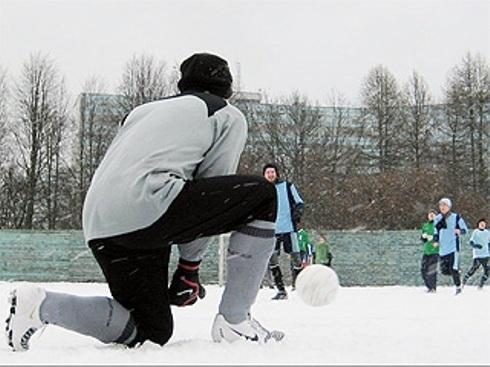 В Марушкинском стартует чемпионат по футболу