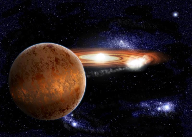 Ученые из США обнаружили неизвестную планету в Солнечной системе