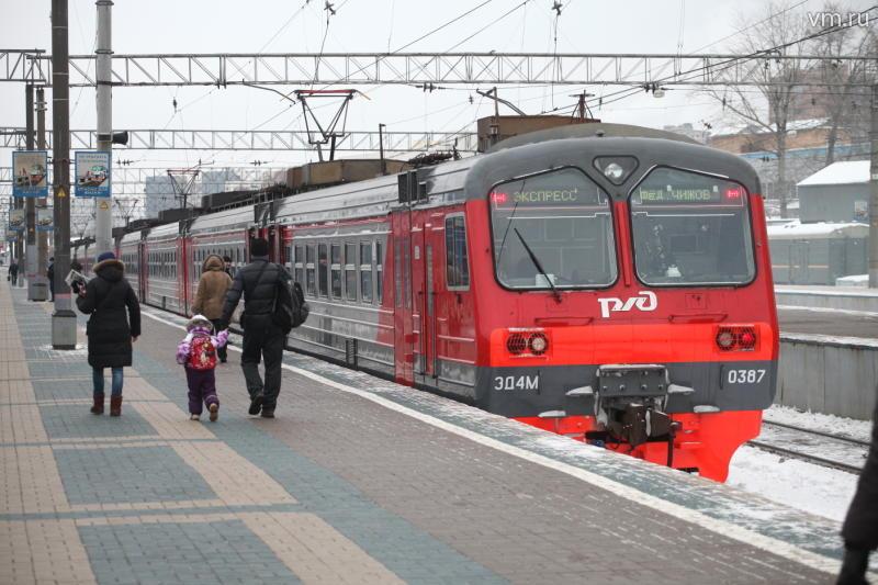 На остановочном пункте Чертаново появится дополнительная остановка