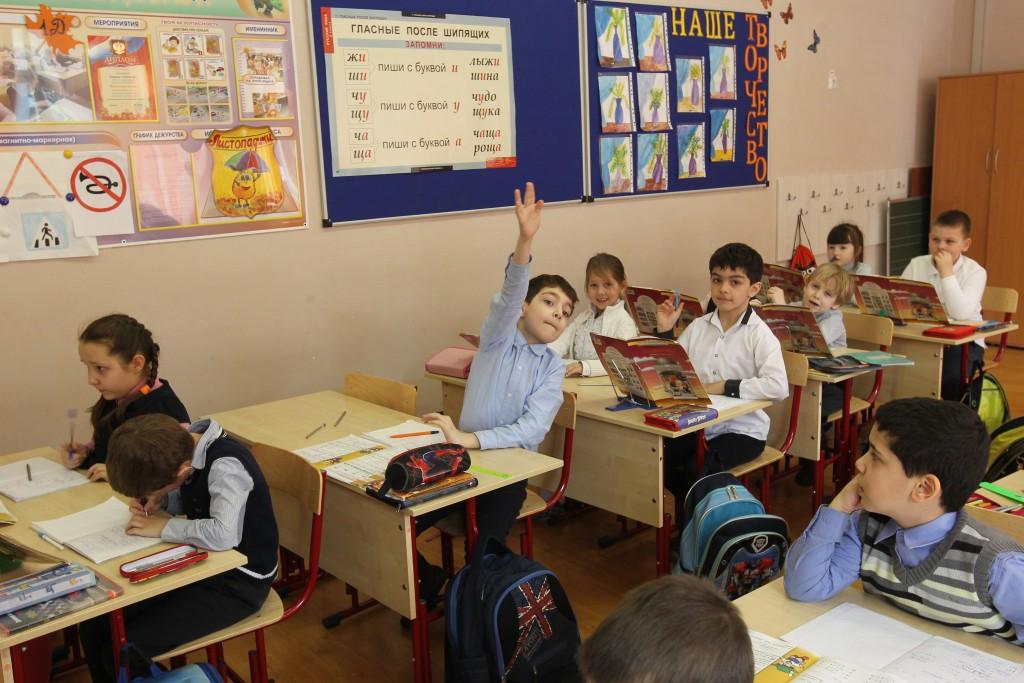 В школах Москвы предложили ввести урок этикета