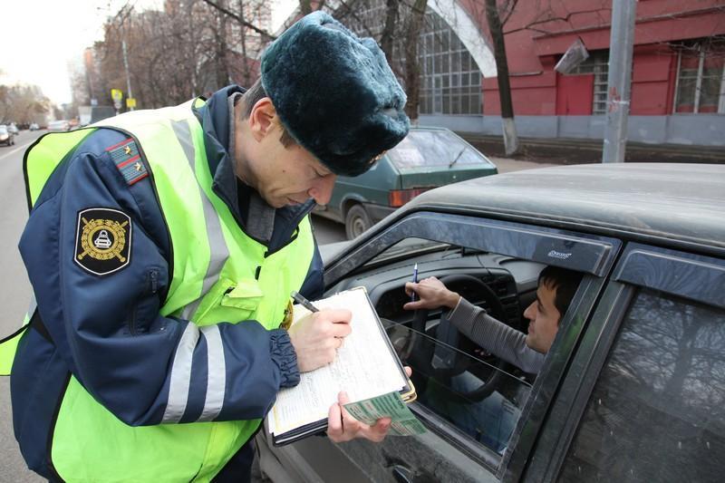 Водители-должники лишатся права на вождение