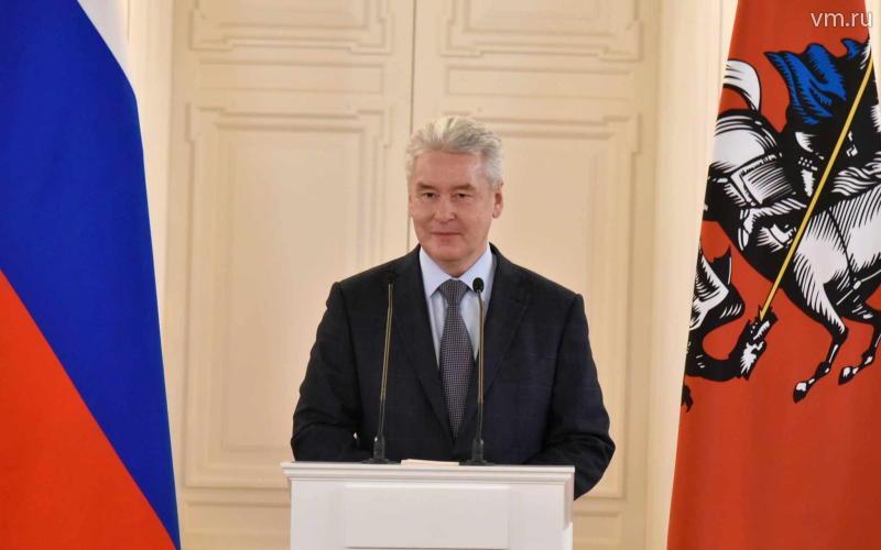 Сергей Собянин вошел в десятку лидеров рейтинга эффективности губернаторов
