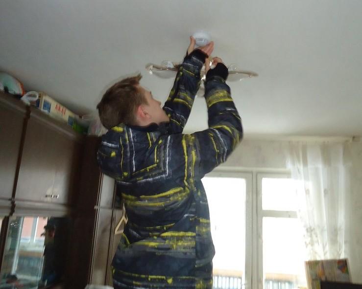 Молодые парламентарии Михайлово-Ярцевксого провели рейд по пожарной безопасности
