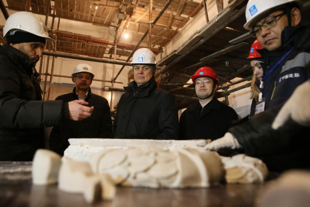 В Новой Москве строится Центр китайской культуры