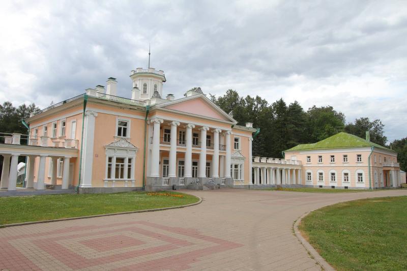 Музей Мао Цзэдуна появится в усадьбе Мусиных-Пушкиных