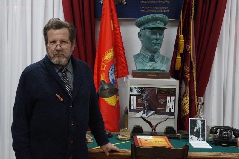 Музей истории органов внутренних дел признан лучшим среди музеев отделов полиции