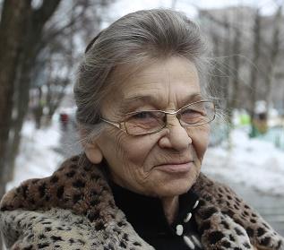 76-летней Анне Гуляевой исполнилось 19