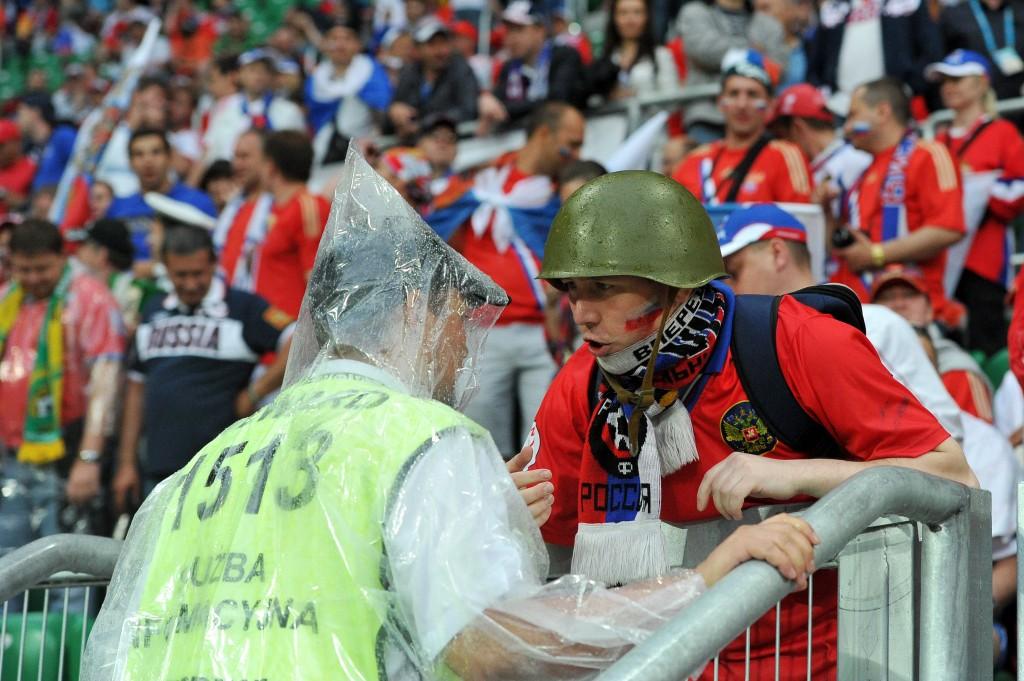 Порядок на матче «Локомотив – Фенербахче» обеспечат 2 тысячи охранников