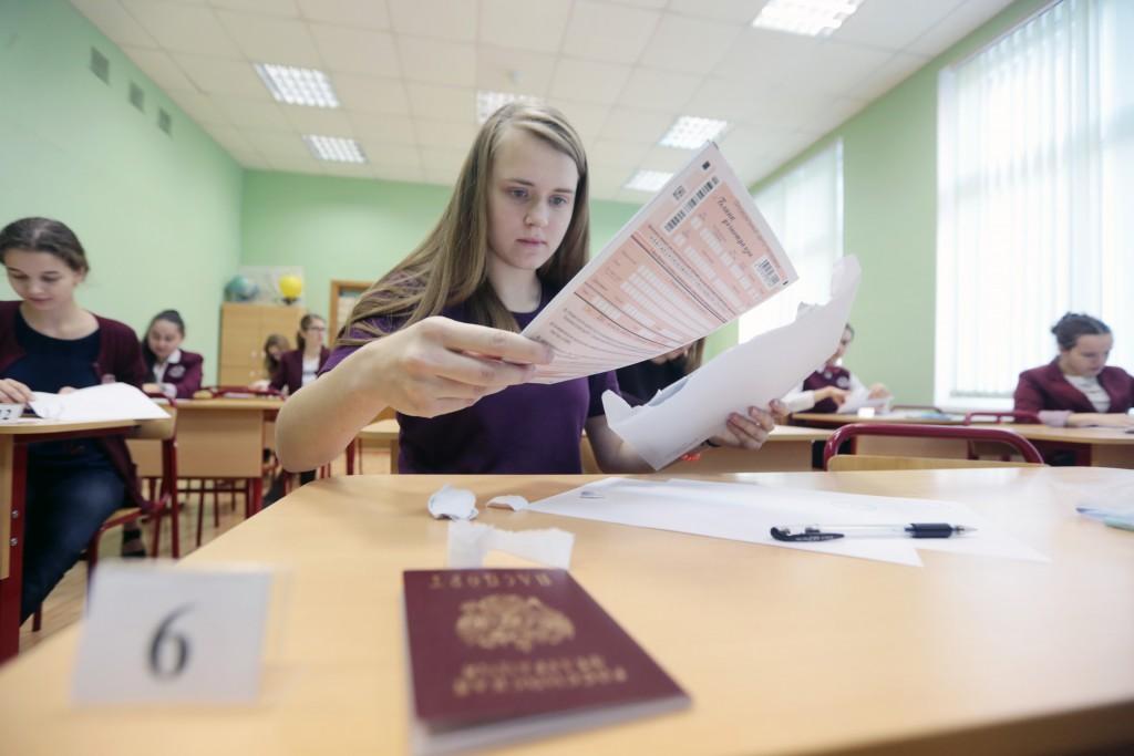 Московские школьники отдали предпочтение ЕГЭ по математике