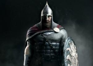 Герой русских былин. Отважный, сверхсильный, непобедимый. Раса - человек. Фото: kinopoisk.ru