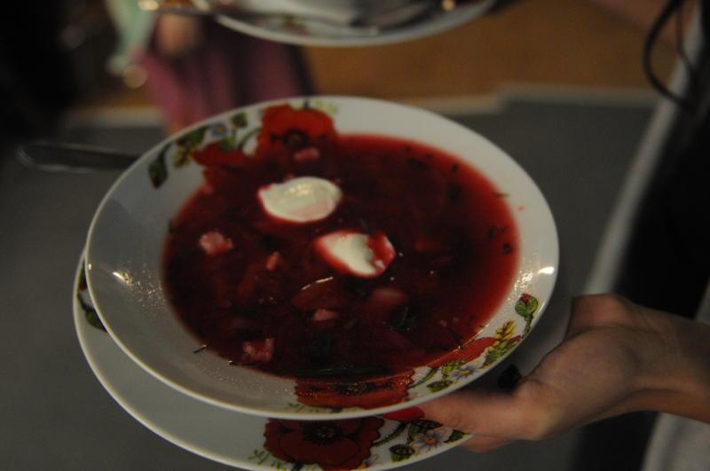 Анекдоты недели: секрет борща и йогурт со вкусом йогурта