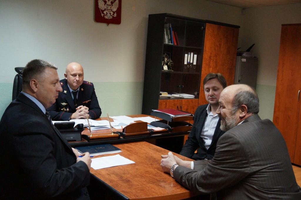 Сергей Терновых и Артем Михалков провели личный прием граждан