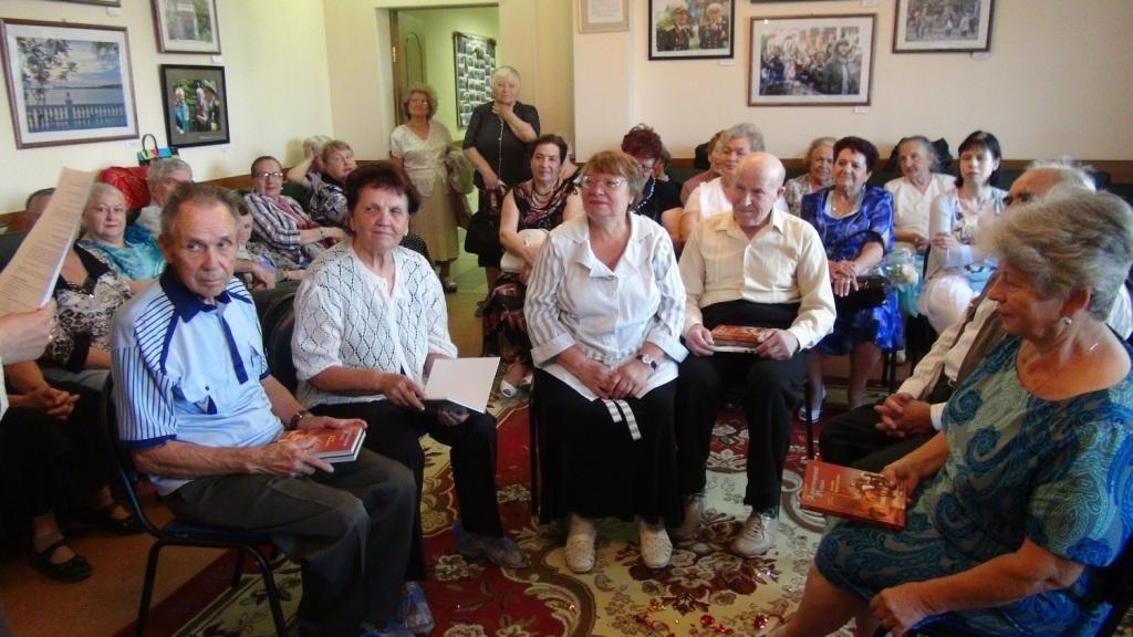 Семейные пары Щербинки будут чествовать на празднике любви