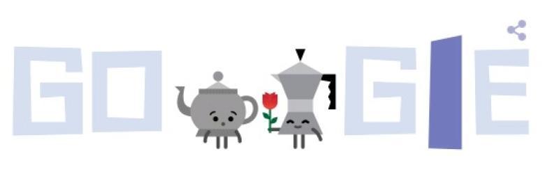 «Яндекс» и Google сменили логотипы в честь 14 февраля