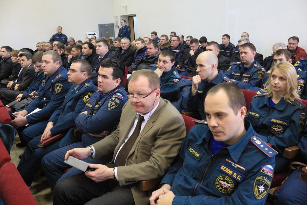 Органы надзорной деятельности отчитались о проделанной работе